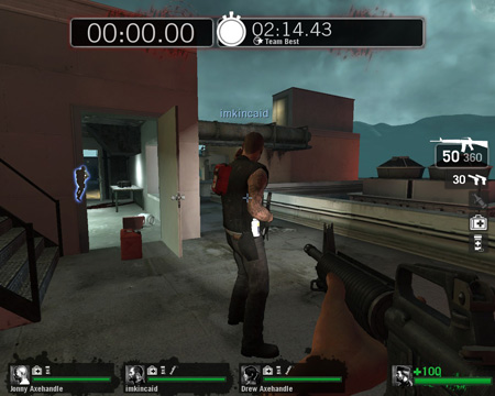 Left 4 Dead Survival