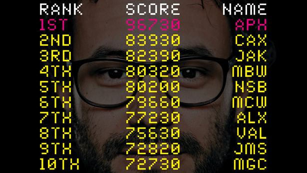 The Psychology of High Scores