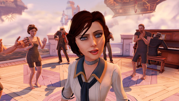Come to think of it, a lot of this stuff applies to Elizabeth from Bioshock: Infinite, too.