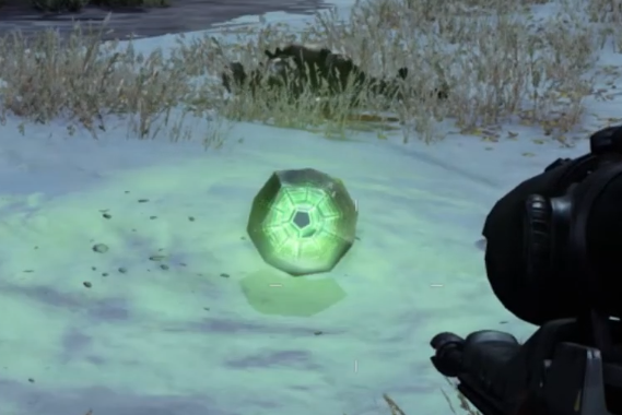 An engram in Destiny. Image courtesy of destiny.wikia.com.