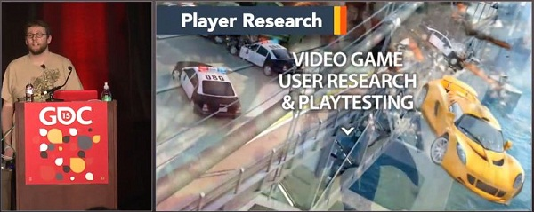 Player Research's Ben Lewis on how game design and mechanics can improve player behavior. Special guest appearance by whatever seems to be stuck in his throat for most of the talk.