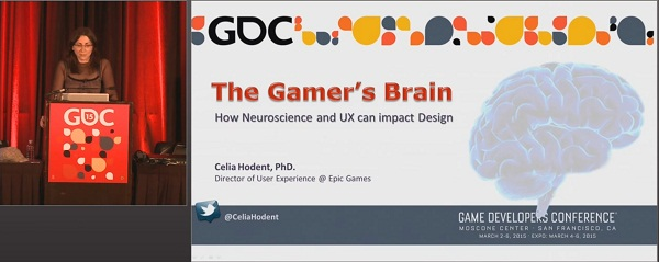 Epic's Celia Hodent on how psychology and neuroscience can guide attempts to test and improve user experiences.