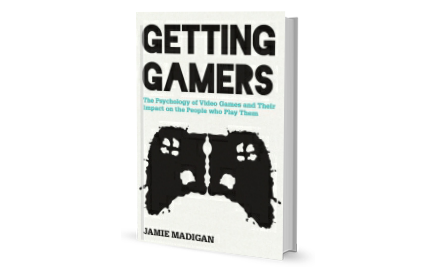 Hey, I've got an entire book about stuff like this. It's called Getting Gamers: The Psychology of Video Games and Their Impact On Those Who Play Them. Click above for more info.