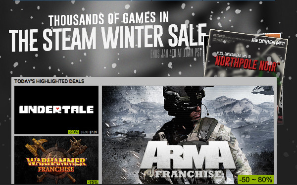 Steam Winter 2015