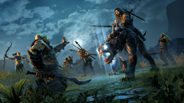 Games like Shadow of Mordor let you move in and out of quests and objectives without slowing things down.